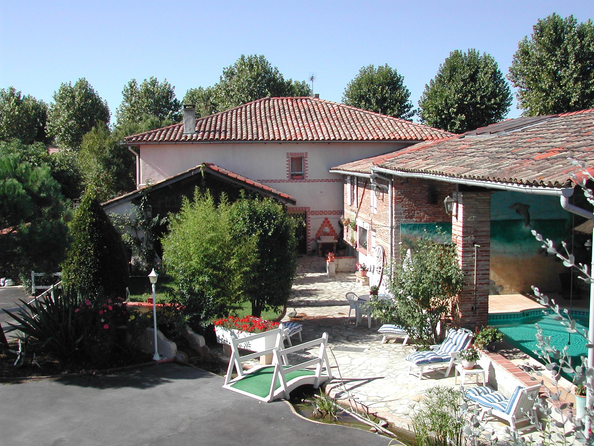 chambre d h´tes Toulouse gite Au Clos Saint Georges Chambres d